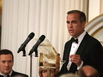 Mark Carney Speech At Mansion House
