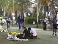 Dozens of people have been killed in Nice, France, when a truck ran into a crowd celebrating the Bastille Day