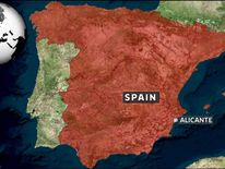 Spain Alicante