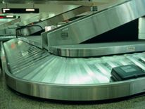 baggage carousel empty generic