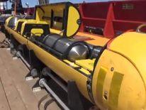 Missing Plane mini submarine
