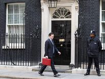 George Osborne Unveils His Budget To Parliament