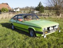 Ford Capri from Only Fools And Horses