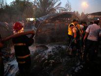 Car bomb attack in Baghdad