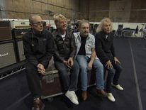 Original Status Quo line up