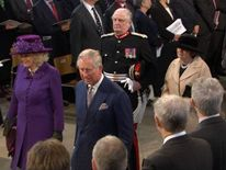 The Archbishop of Canterbury's Enthronement