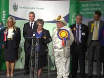 South Shields election result
