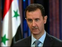 Mr Assad is interviewed on Fox News