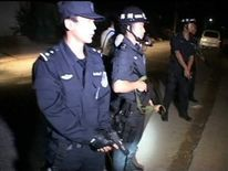 CHINA 92 kidnapped children recovered in raids