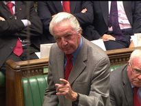 Labour MP Dennis Skinner