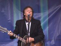 Paul McCartney In London