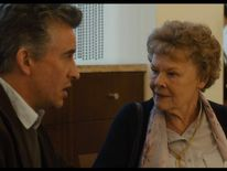 Steve Coogan and Dame Judi Dench in Philomena