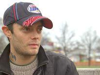 Romanian migrant worker Victor Spirescu