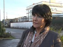 Margaret McGuckin, of child abuse support group Survivors NI