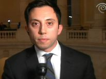 New York 1 reporter Michael Scotto