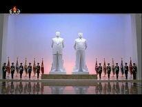 Mausoleum of former North Korean leaders