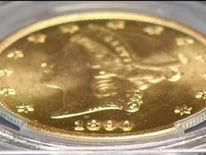Gold Coin Found In California