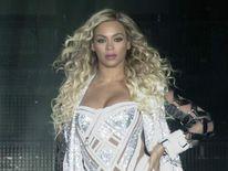 Beyonce in concert in Birmingham