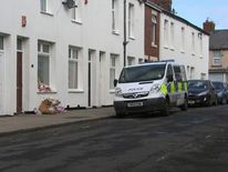 Home where Sophie Jones had cardiac arrest in Blackpool
