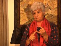 Women's rights activist Kamla Bhasin.