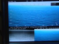 Oceans on monitor