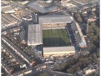 Hillsborough inquest: Aerial view of Sheffield Wednesday's stadium