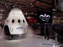 SpaceX Dragon V2 Unveiled