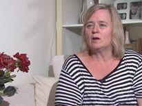 Jimmy Savile victim Sylvia Edwards.