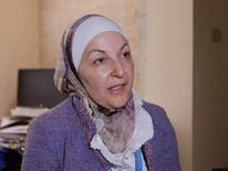 Mahar Homsi, Unicef's head of child protection in Jordan