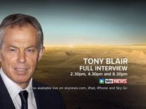 Tony Blair interview with Dermot Murnaghan