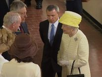 The Queen Visits Northern Ireland