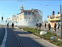 Clashes In Refugee Camp Near East Jerusalem