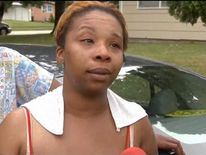 Michael Brown's mother Leslie McSpadden