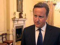 The Prime Minister responds to the killing of James Foley