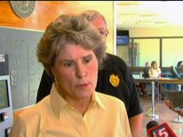 Bexar County Sheriff Susan Pamerleau Talking About Texas Police Chief Shooting