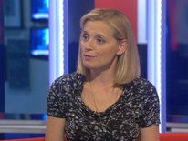 Child abuse survivor and campaigner Christine Tuck