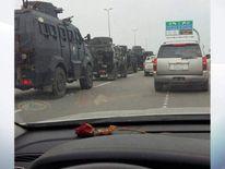 The Saudi army prepares to go into Qatif