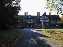 The former Bryn Estyn children's home