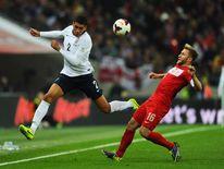 Chris Smalling England v Poland - FIFA 2014 World Cup Qualifier