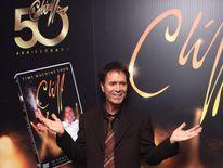 Cliff Richard Launches Live Tour DVD