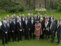 Coalition Cabinet May 2010