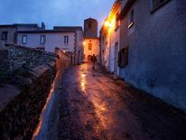 Pyrenean Village Of Bugarach