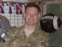 Sgt. 1st Class Daniel Michael Ferguson. Pic: US Army
