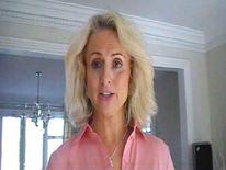 Chloe Drury's mother Debbie Binner