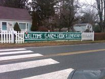 Monroe, Connecticut welcomes students from Sandy Hook Elementary