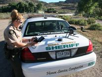Courtesy: Mesa County Sheriff's Office