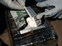 Drugs bust in Caribbean