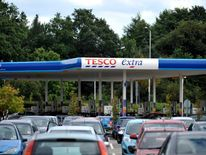 Tesco Petrol Station
