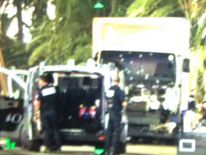 Truck ploughs into crowd in Nice, France
