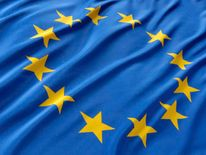 The European flag